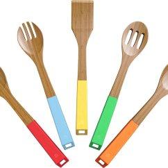 Kitchen Utensil Set Bar Stools For Utensils