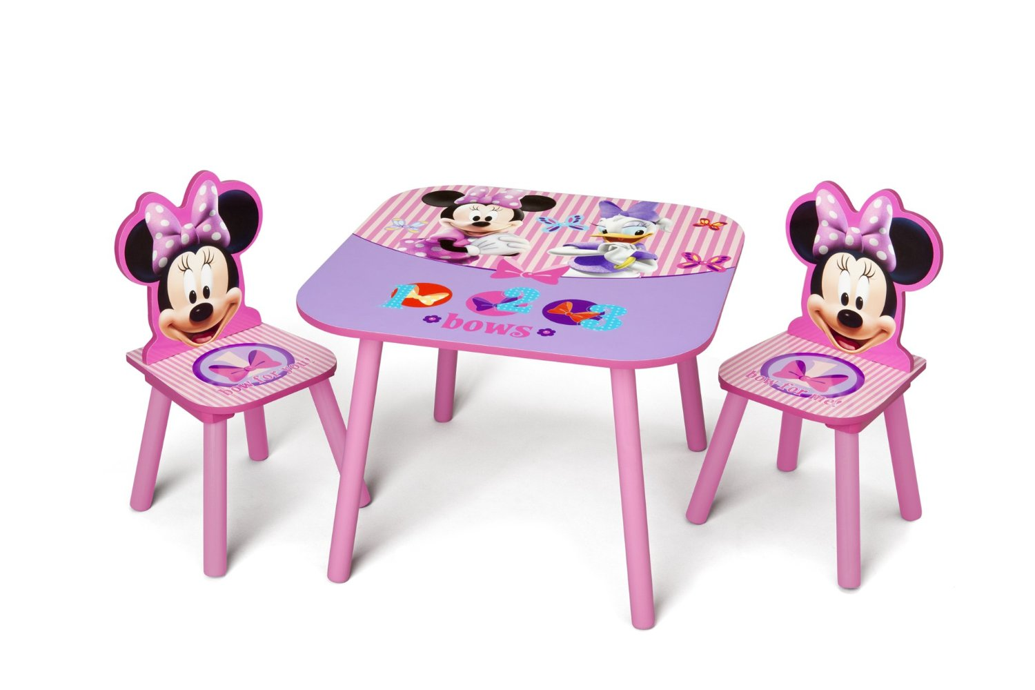 Delta Children Chair Delta Children Table Chair Set Disney Minnie Mouse