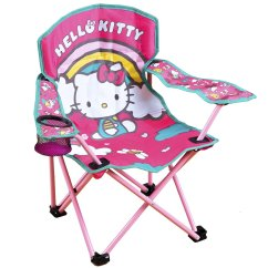 Hello Kitty Desk Chair Velvet Chairs For Sale Disney Camp  Party Supply Factory