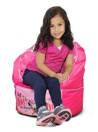 Disney Minnie Toddler Bean Bag Chair, Pink Bean Bag Chair ...
