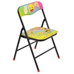 Folding Chair Emoji Floating Lounge 3 Piece Table And Set Party Supply Factory