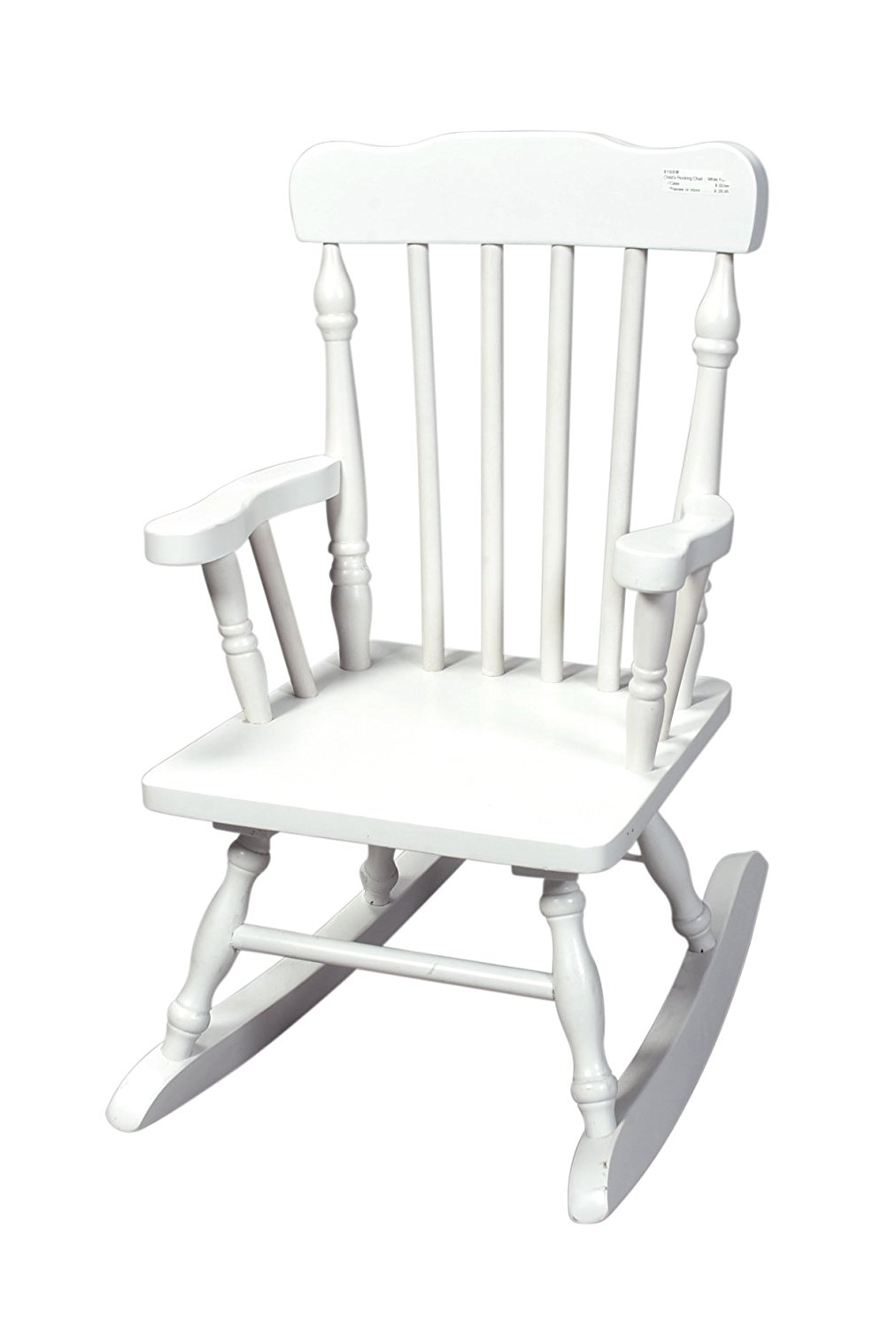 Kids Rocking Chairs Gift Mark Child S Colonial Rocking Chair White