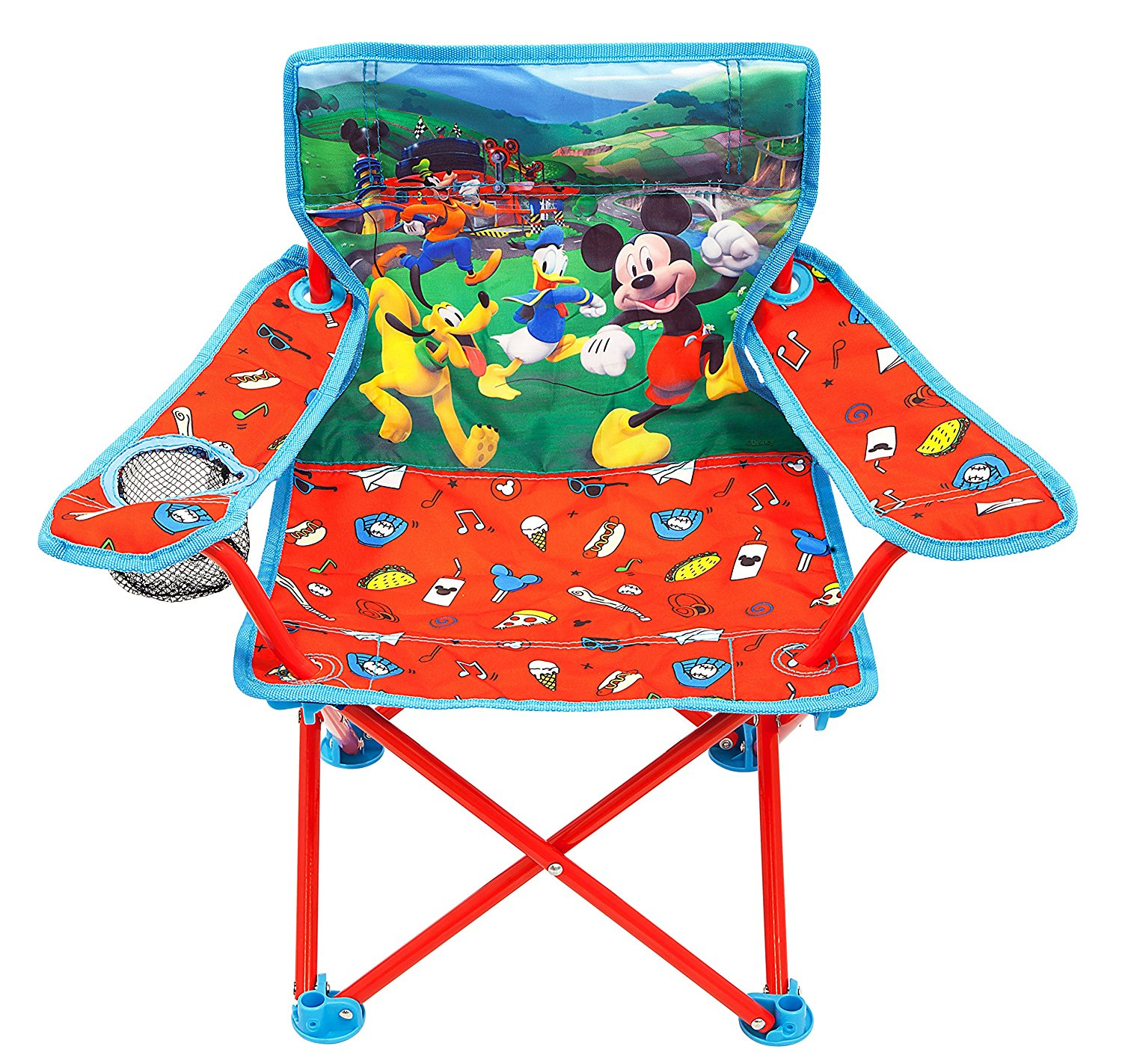 mickey mouse clubhouse bean bag chair dining table with green chairs club house and the roadster racers fold
