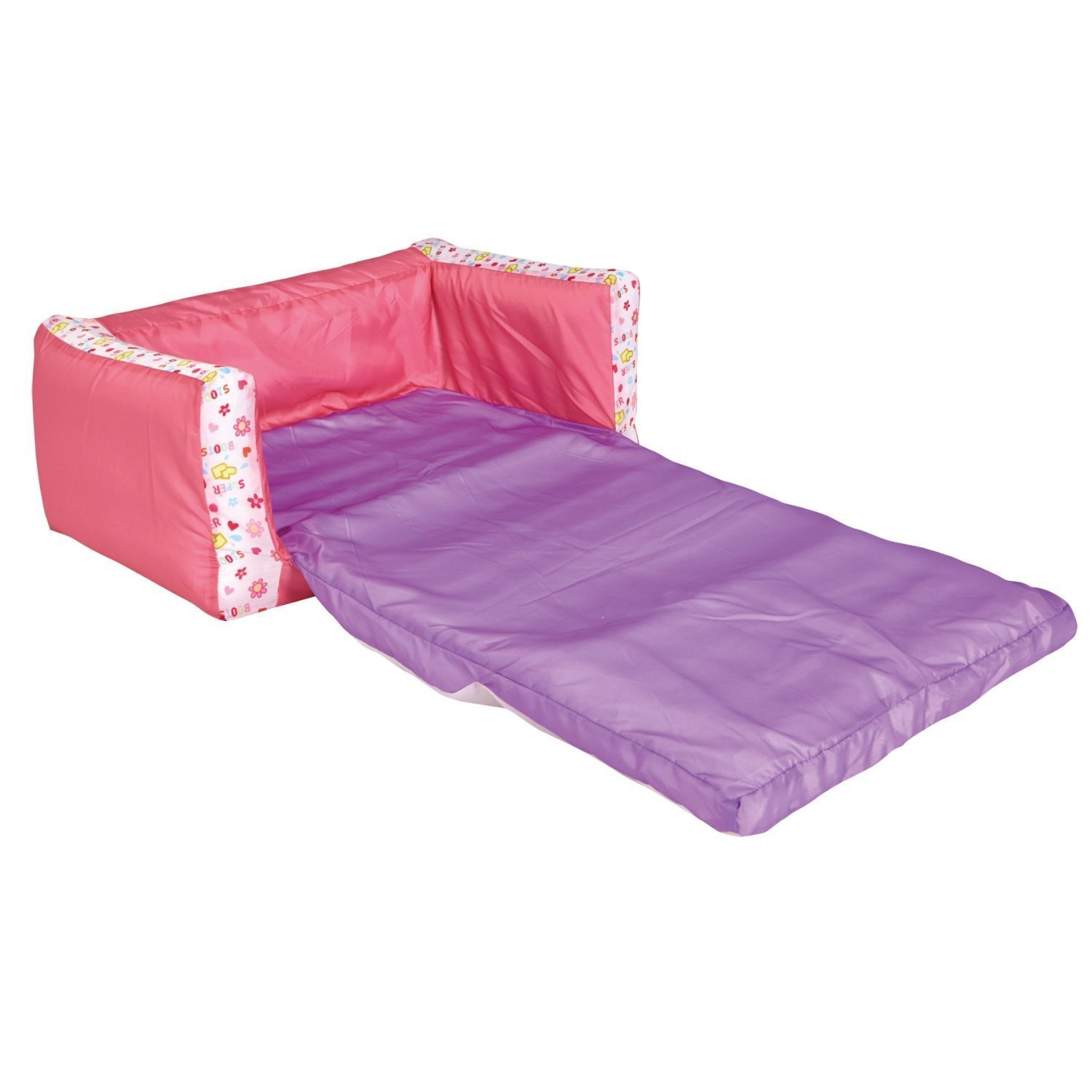toddler flip sofa cover slipcovers for twin sleeper peppa pig  inflatable chair kids with removable