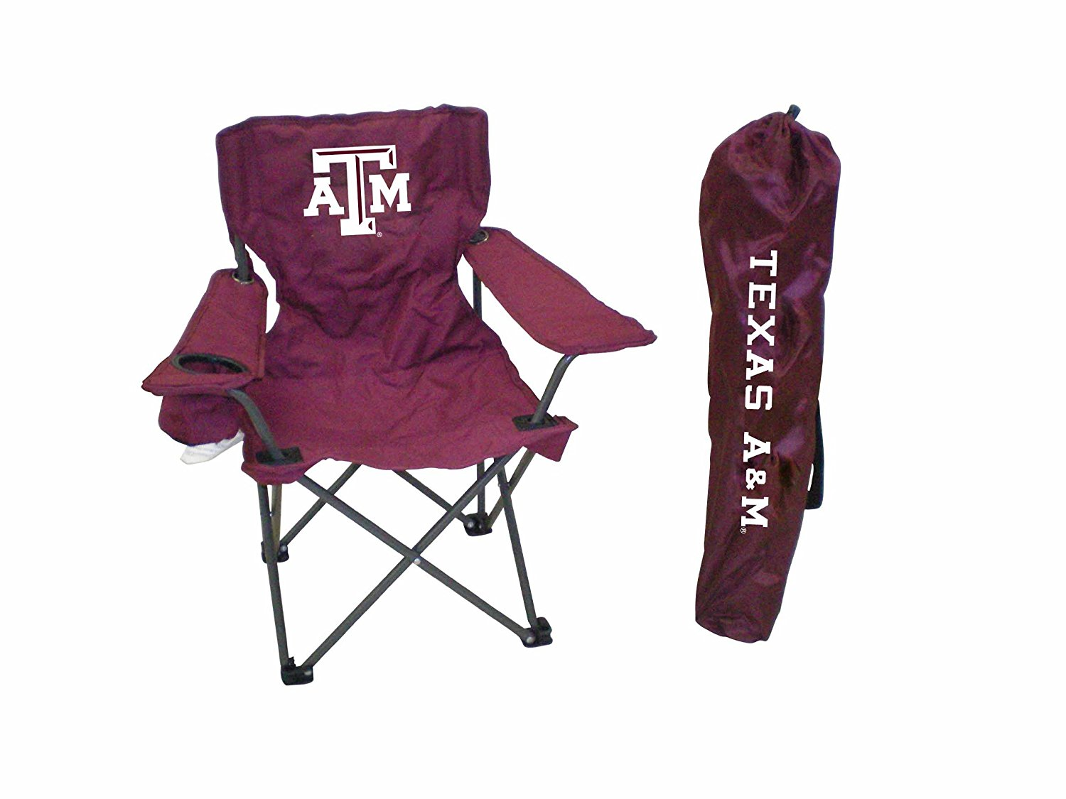 folding junior chair wedding chairs hire hertfordshire rivalry ncaa texas a andm aggies youth with