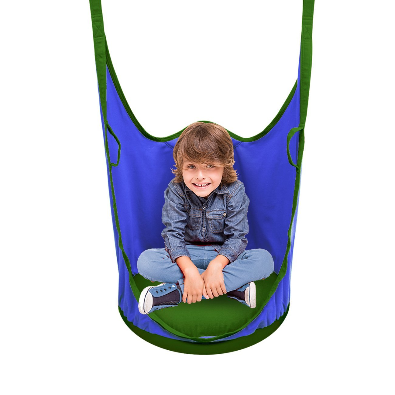 hanging chair for kids pottery barn nursery reviews sorbus pod swing nook  seat hammock