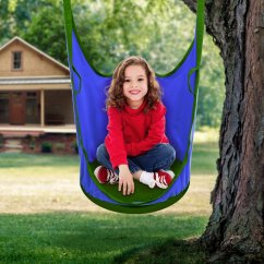 Hanging Chair Kids Office Chairs Target Sorbus Pod Swing Nook  Seat Hammock