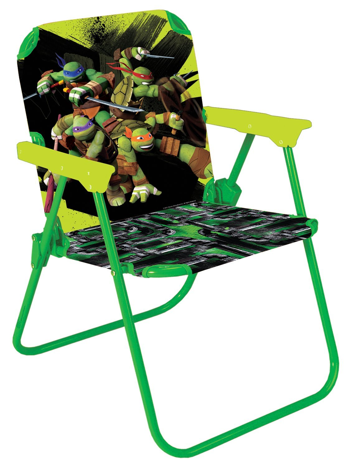 ninja turtles chair contemporary outdoor rocking teenage mutant patio toy  party