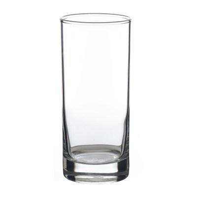 Bier en frisdrank glazen