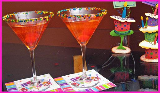 Cocktail Ideas For A Birthdaytheme Party  Drink Recipes