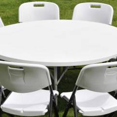Table And Chair Hire Design White London Area Party Tables Adult Kids Sizes