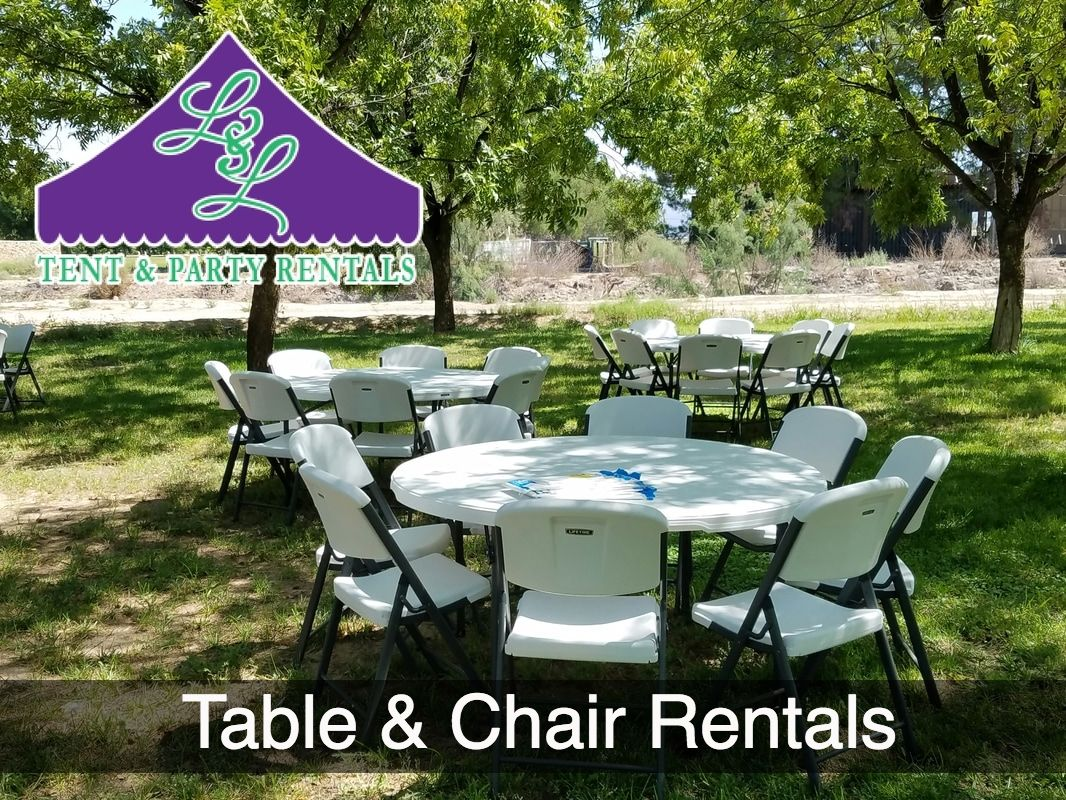 Table And Chair Rentals Prices Tables And Chair Rentals El Paso Tx Tents And Events El