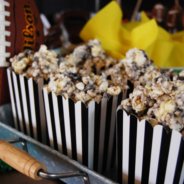 How to make Cookies & Creme Popcorn
