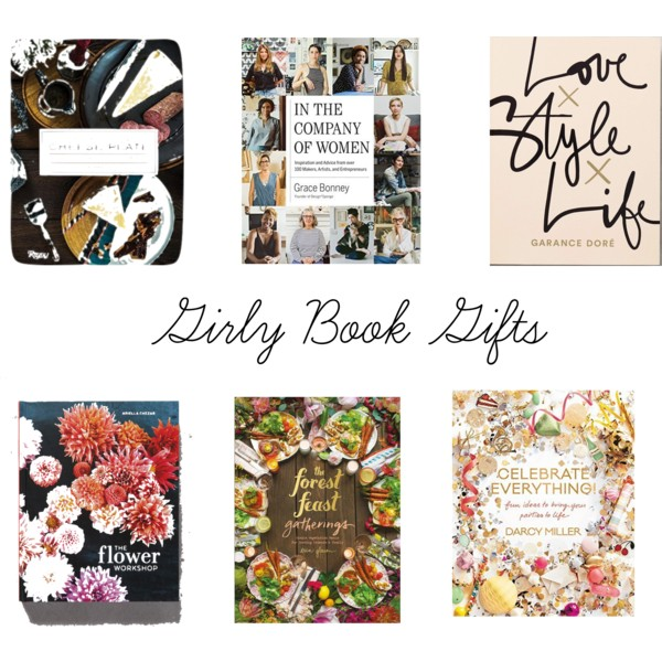 Girly Book Gifts