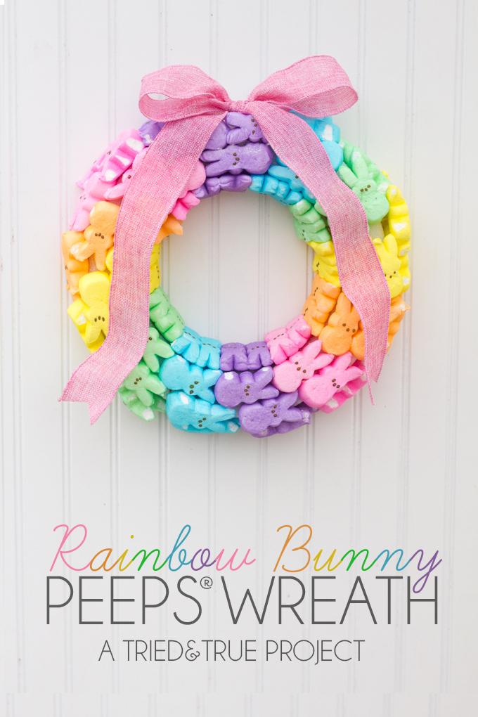 Rainbow-Bunny-Peeps-Wreath-5-1