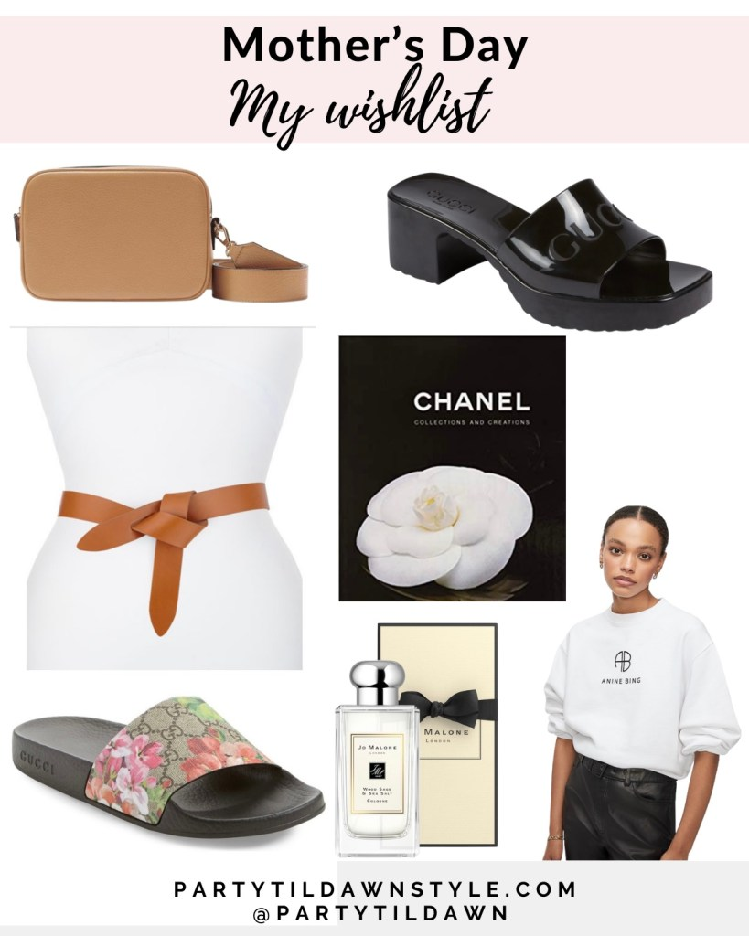 Mother's Day gift guide my wishlist
