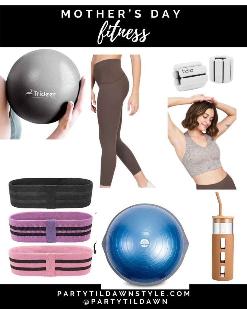 Mother's Day gift guide fitness