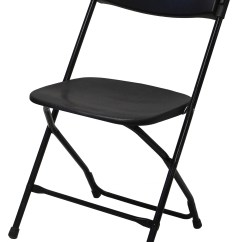 Black Plastic Chairs Reupholster A Wingback Chair Folding Party Time Rental