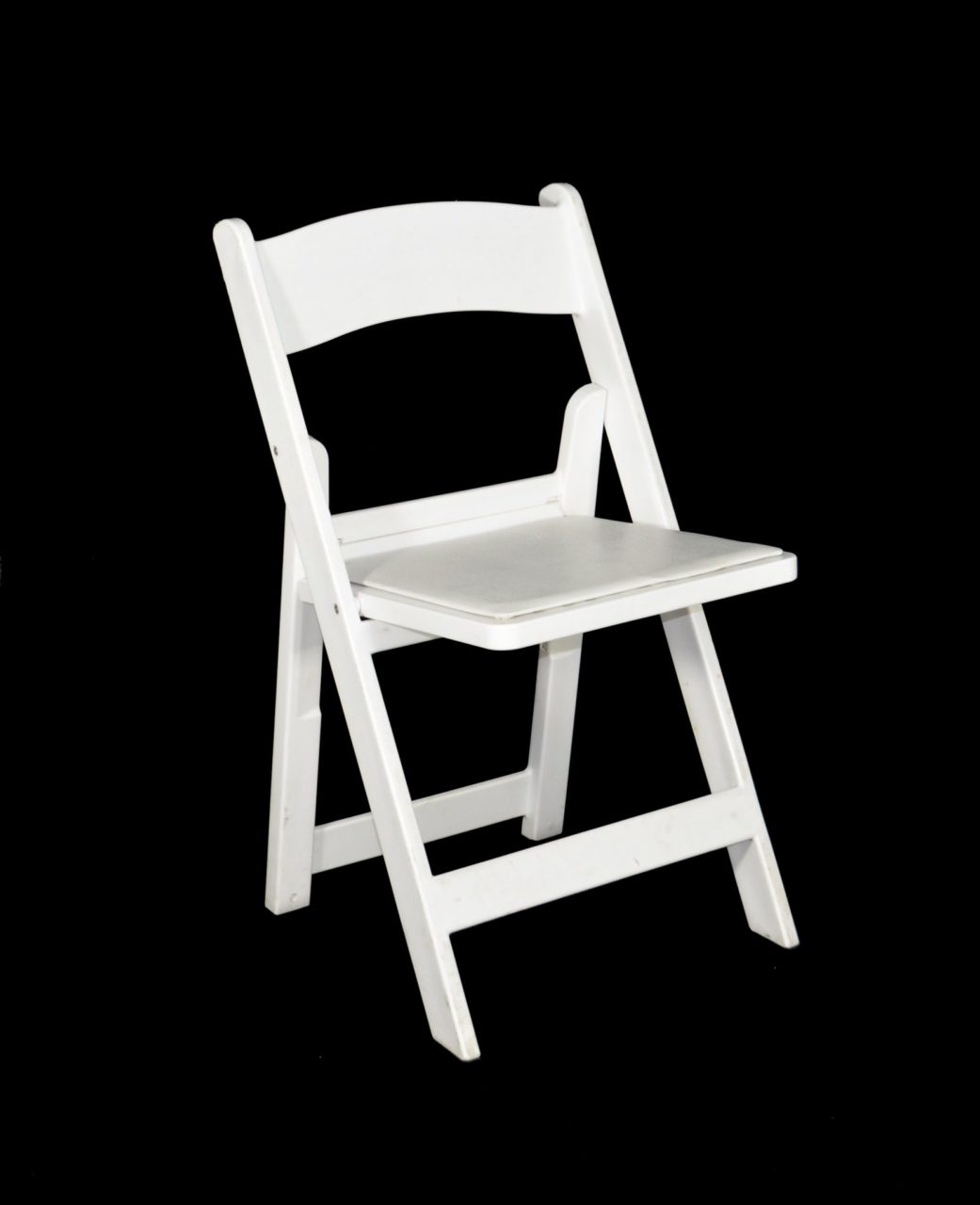 White Stackable Chairs White Resin Folding Chair Party Time Rentals