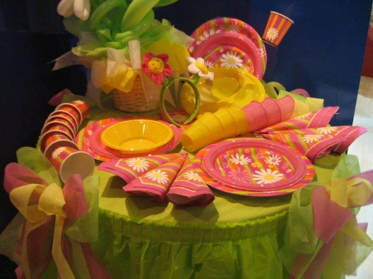 Come decorare il tavolo da buffet  PARTYTIME SHOP BLOG