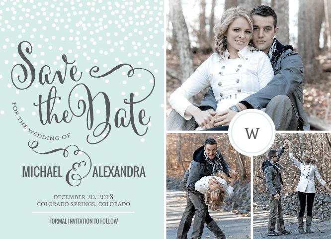 Wedding Announcement Wording Samples