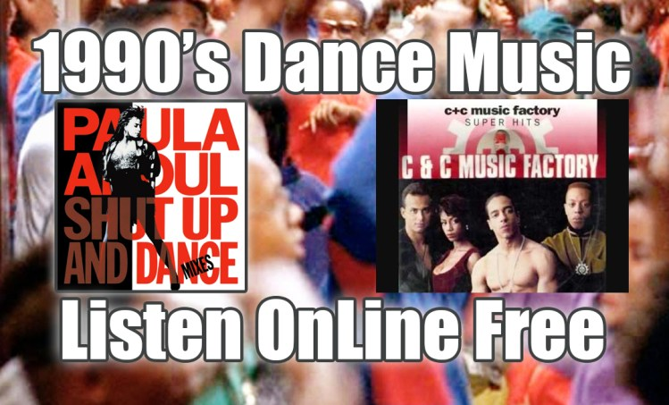 90 Club Dance Music by DJ Paulmurton
