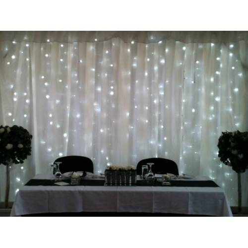 fairy light curtain 4 2m curtain only
