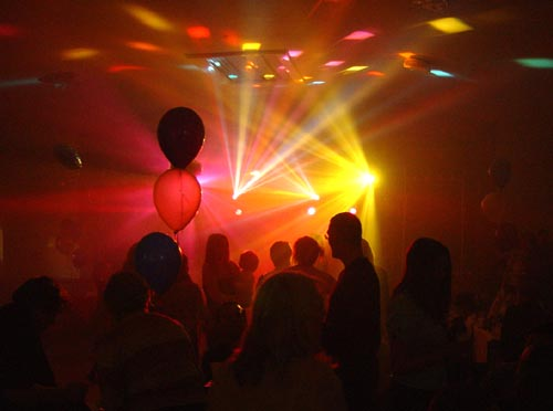 Party Lighting and Disco Lights for Hire  Party Warehouse