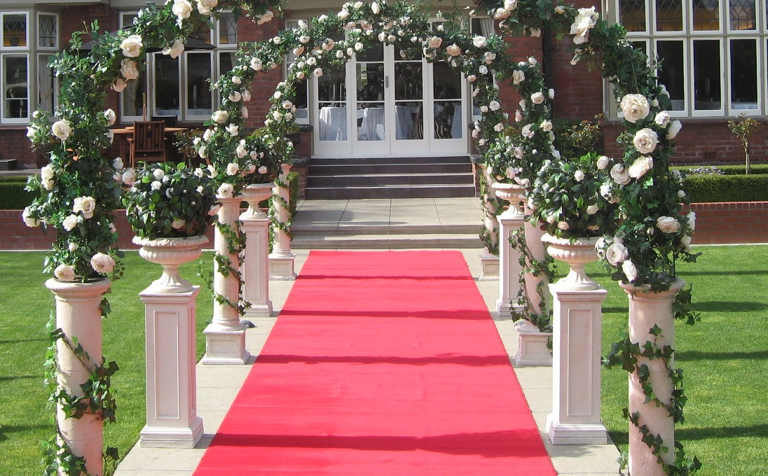 Red Carpet Hire  Wedding Red Carprts