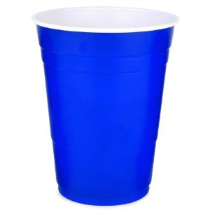 Blue Cups  Buy Blue Plastic Party Cups Online