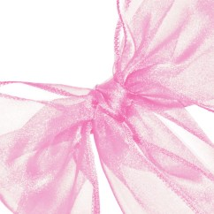 Chair Cover Hire Christchurch Oval Dining Slipcovers Sash Hire, Pink | Linen