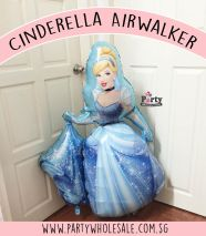 Princess Cnderella Airwalker Balloons Singapore Party Wholesale Centre Singapore Wow Lets Have Fun