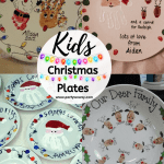 Diy Christmas Plates For Kids To Make Party Wowzy
