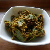 मोटी हरी मिर्च का अचार बनाने की विधि/ रेसिपी Moti Hari Mirch ka Achar Recipe/ Vidhi