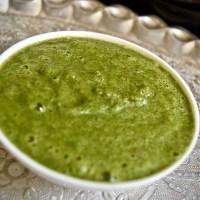हरी चटनी बनाने की विधि Green Chutney Recipe