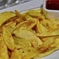 आलू फिंगर चिप्स बनाने की विधि/ तरीका हिन्दी में Potato Aloo Finger Chips Recipe Vidhi in Hindi