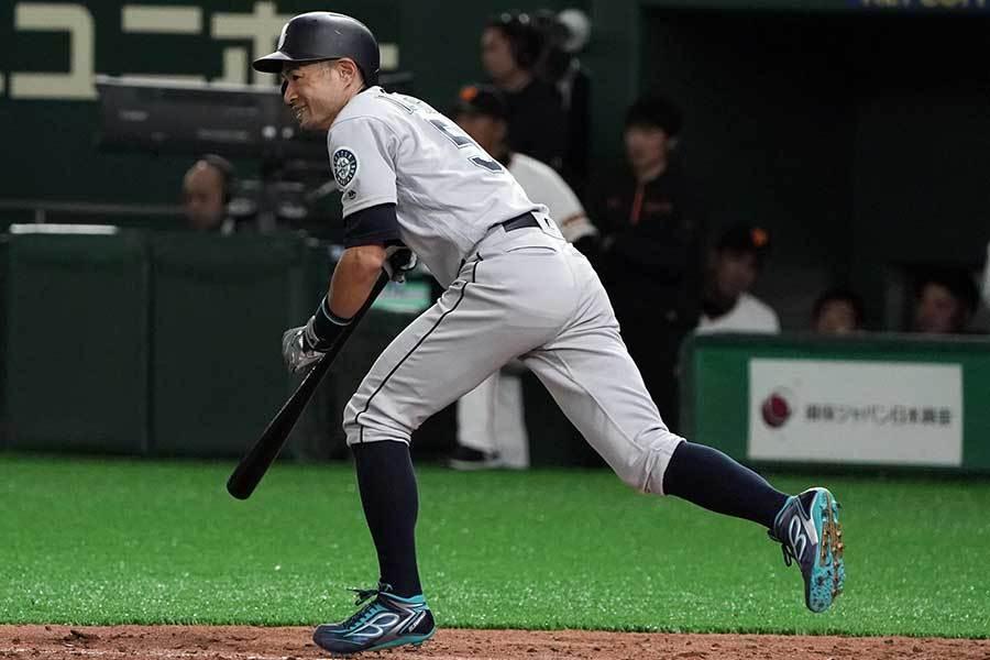 【MLB】イチロー「球遅いっしょ」日本の投手に苦笑い