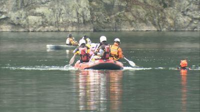 【岡山市の旭川で母子が溺れ死亡】37歳の母親と生後2カ月の女児「事件と事故の両面で捜査」