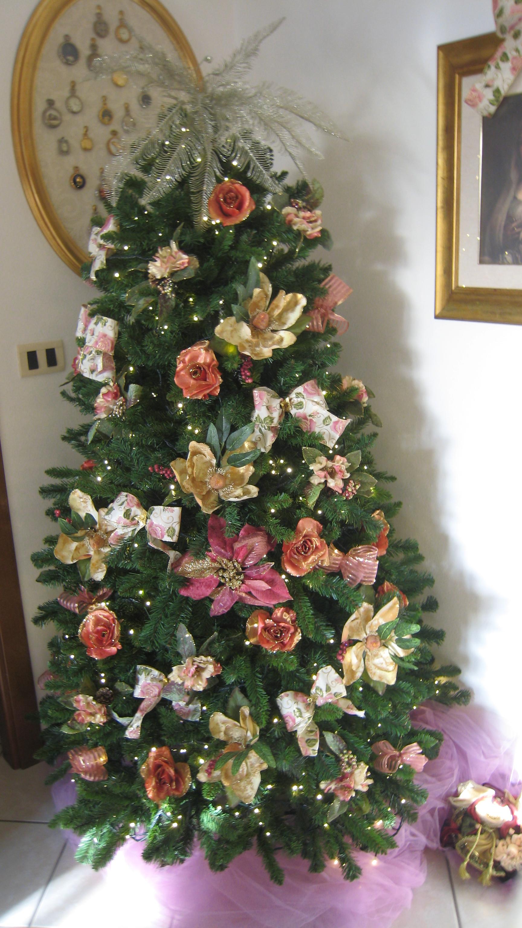 addobbi alternativi per albero di Natale  Parvafavillas