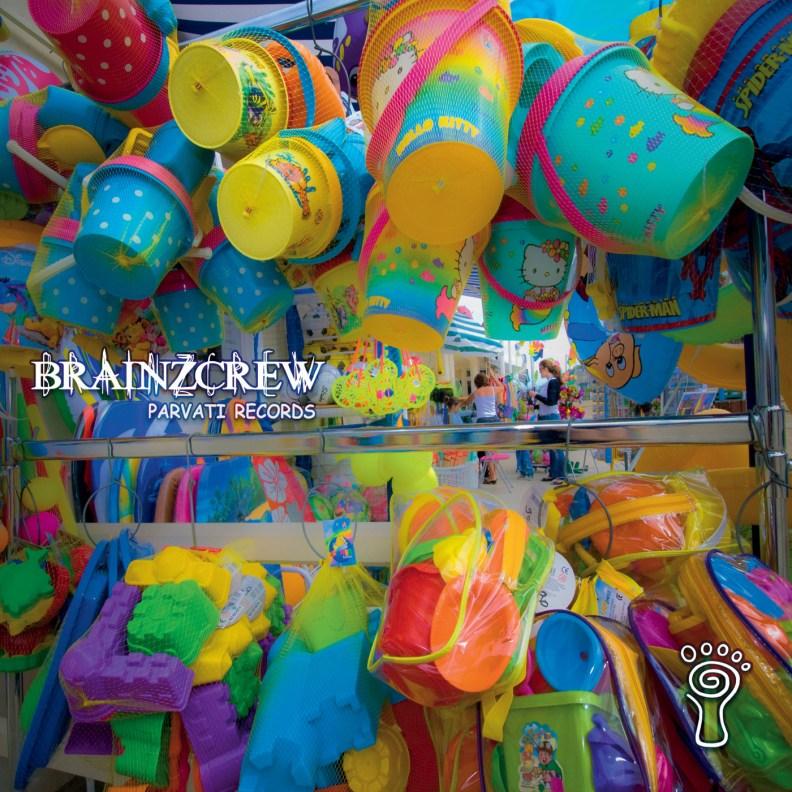 va - Brainzcrew - prvcd19 - front cover