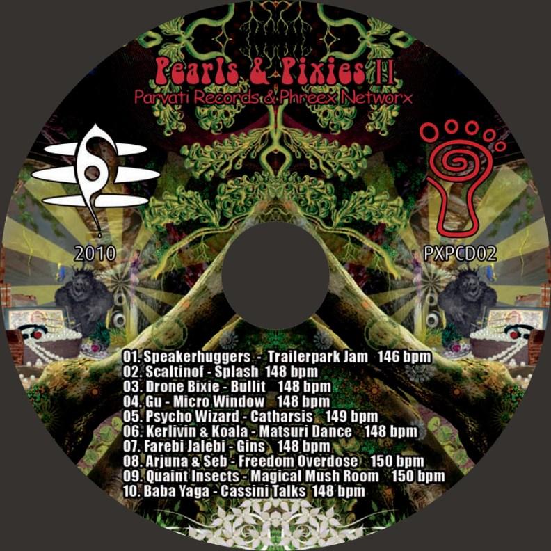 va - Pearls & Pixies 2 - pxpcd02 - CD image