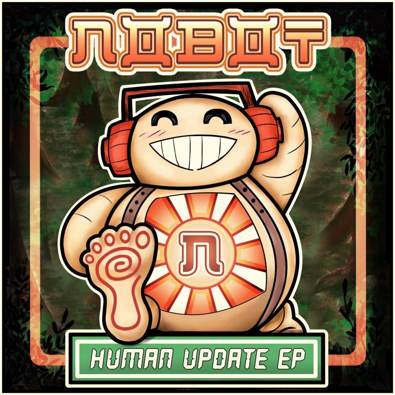 Nobot - Human Update - prvep31 - front cover