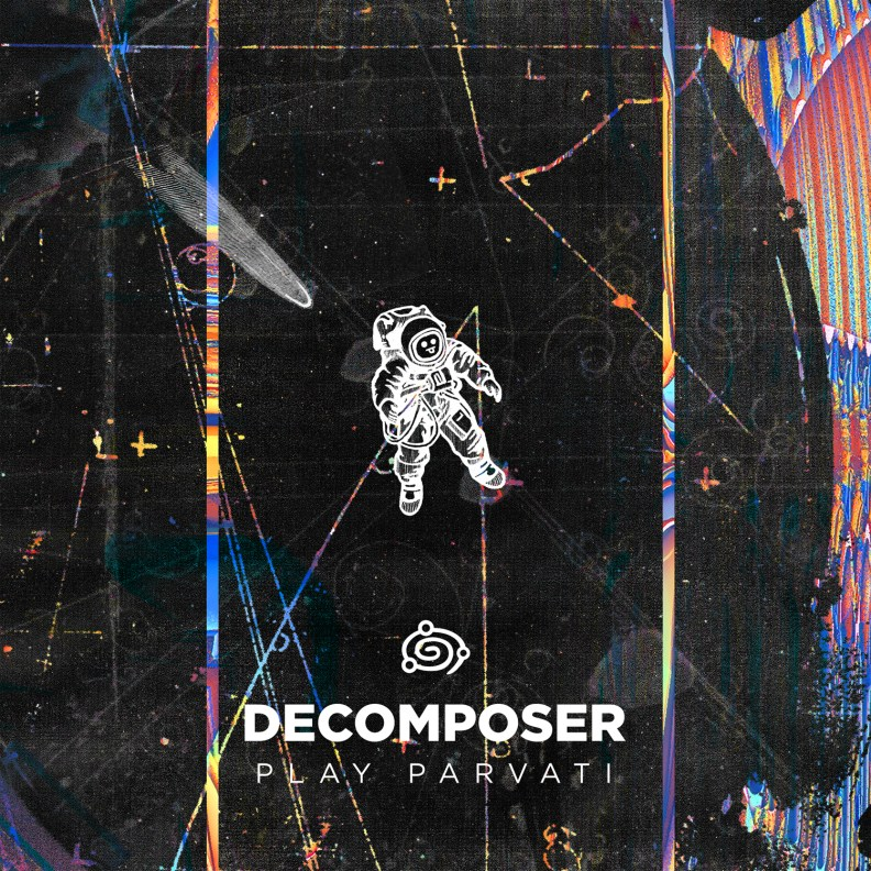 Decomposer - Play Parvati - orbprvep01 - front cover