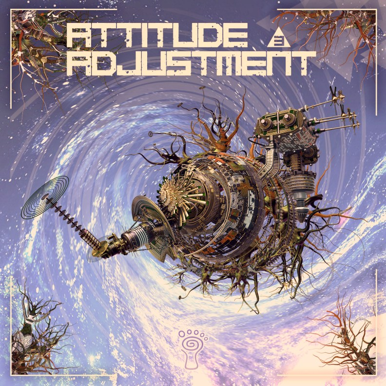 Front cover of V/A - Attitude Adjustment 3