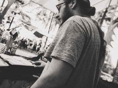 DJ Kimmei - Parvati Records DJ - profile photo