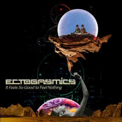 Ectogasmics - It Feels So Good to Feel Nothing - PRVEP39 front cover