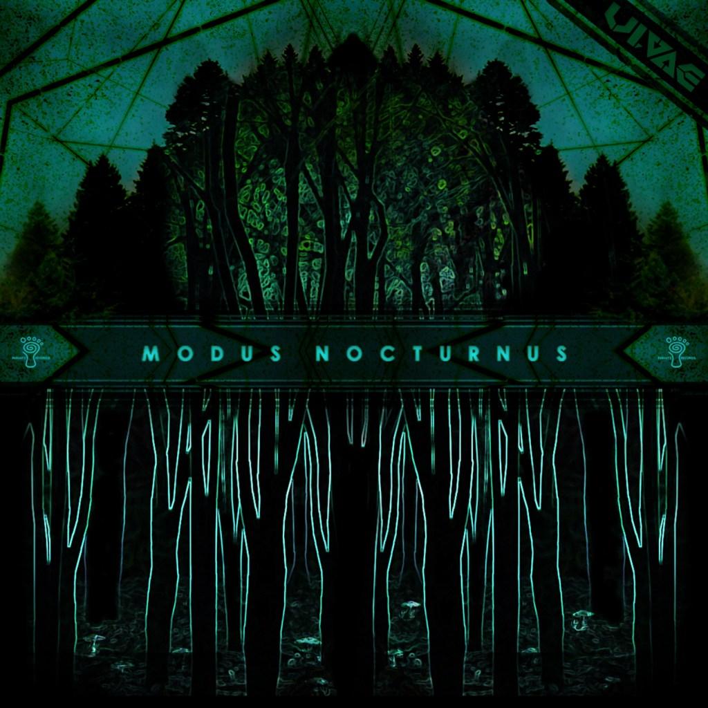 Ulvae - Modus Nocturnus - EP front cover