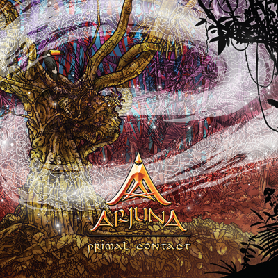 Arjuna - Primal Contact - prvcd28 - featured image