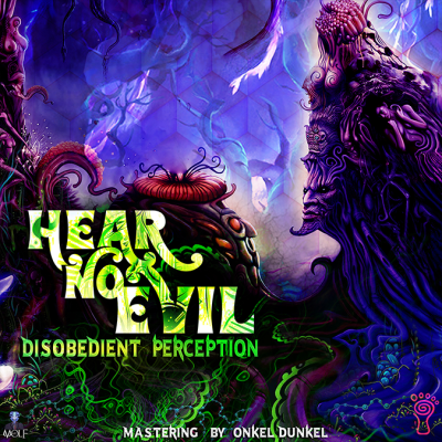 Disobedient Perception - Hear No Evil - prvep37 - featured image