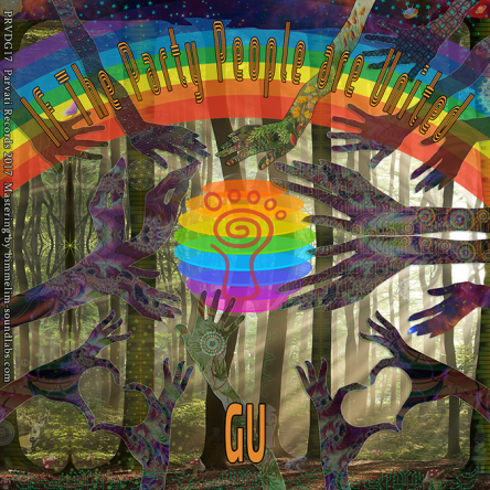 Gu - If The Party People Are United - prvdg18 - featured image